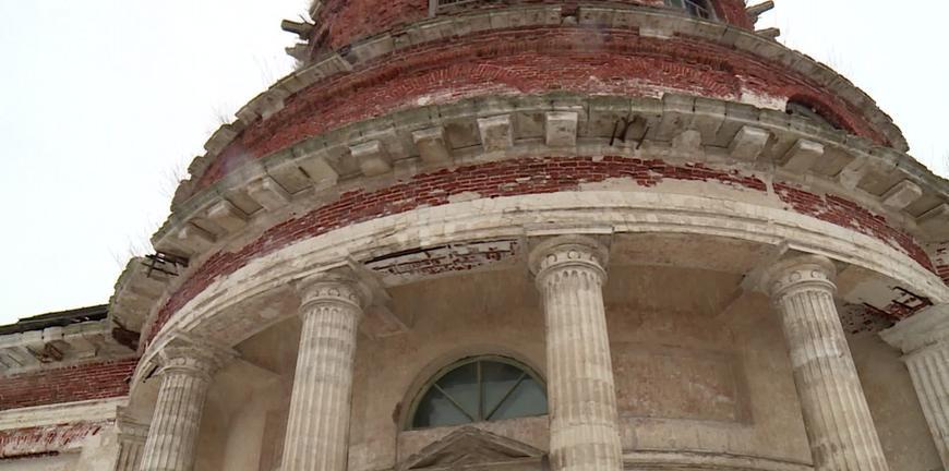 Памятник федеральный, деньги местные. В Истье не могут восстановить храм
