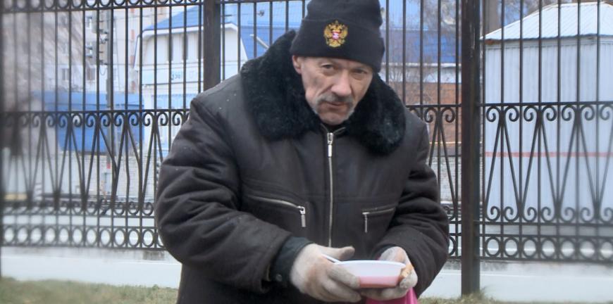 В Рязани работает социальный патруль для помощи бездомным
