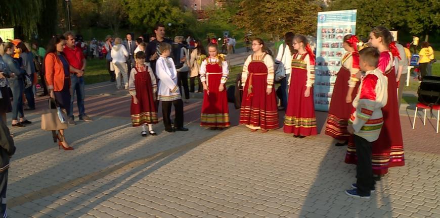 В преддверии 1 сентября в Рязани презентовали секции и кружки допобразования