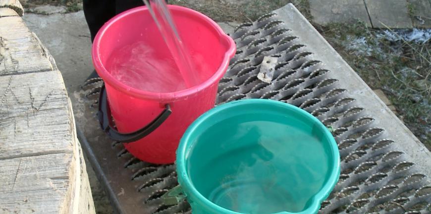 Отключение холодной воды 29 сентября