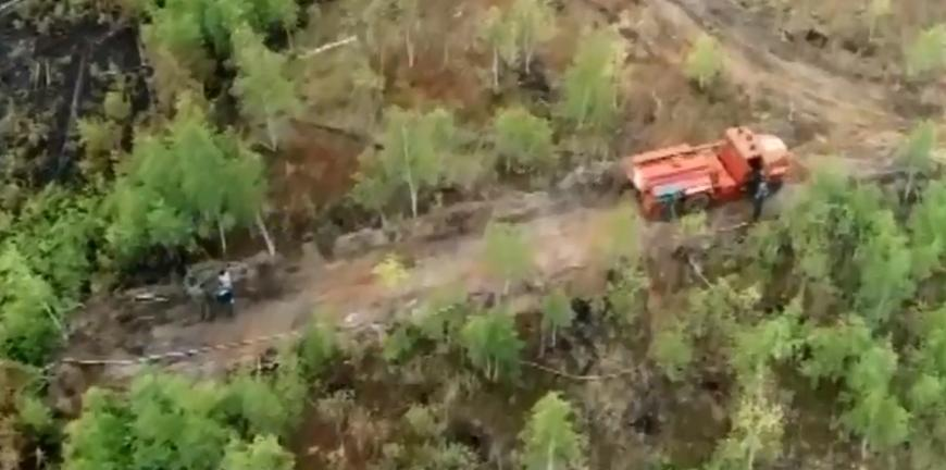 СКР назвал предполагаемого виновника пожара в Сельцах