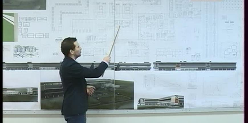 Студенты архитекторы представили свои дипломные работы Общество  Студенты архитекторы представили свои дипломные работы