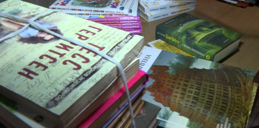 Подарок для сельской библиотеки. В Рязани продолжается неделя книгодарения