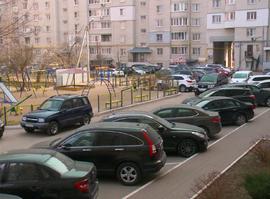 Улицы Рязани пустеют