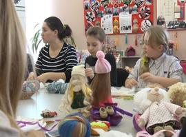 Особенным детям помогают социализироваться