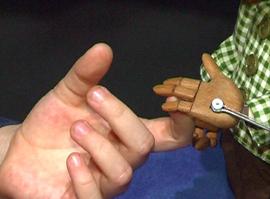 Главные герои спектакля – томские живые куклы